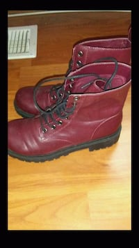 Burgundy ankle boots Germantown, 20874