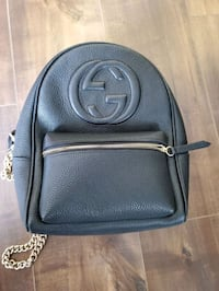 Gucci backpack please read