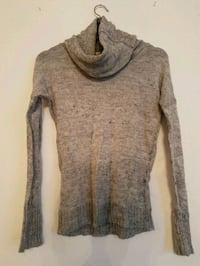 gray turtle neck sweater Montreal, H3G