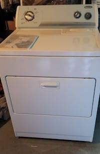 Whirlpool Electric Dryer null