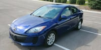 2013 Mazda 3 179000 km ..Accident free one owner Vaughan, L4K 1H8