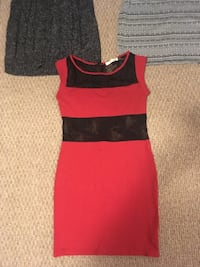 Red/black dress Guelph, N1L 0H1