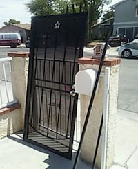 Heavy duty metal door 36 x 81 inches Las Vegas