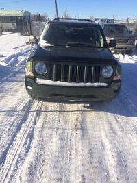 Jeep - Patriot - 2008 4X4 Limited Edition 2.4L Engine Size  Calgary, T1Y