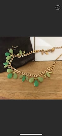 Kate Spade Statement Necklace Manchester, 03102