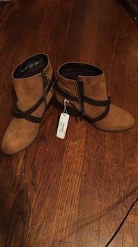 Brand new boots size 9 Washington, 20019