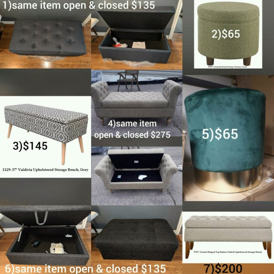 Storage Bench - Delivery