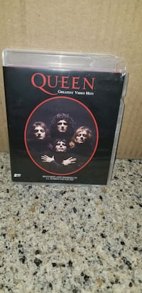 Queen Greatest hits Video
