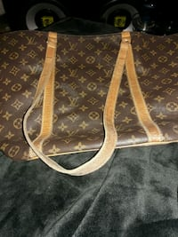 brown Louis Vuitton leather tote bag Fremont, 94538