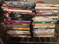 Selling a huge lot of DVDs Kitchener, N2C 1G2