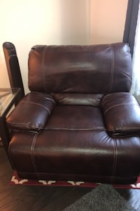 Leather Recliner Jessup, 20794