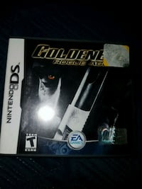 Goldeneye rogue age for nintendo ds
