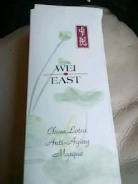 WEi East China Lotis Antiaging Mask Rosedale, 21237