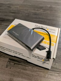 Startech Thunderbolt 3 (USB C) Docking Station