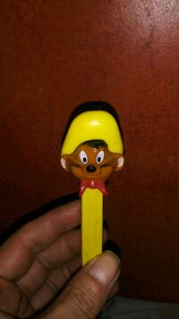 Discontinued character, Speedy Gonzales