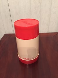 ##    Vintage Aladdin Pint Wide Mouth Thermos Asheville