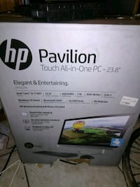 "HP Pavilion Touch All-in-one PC-23.8"" Houston, 77060"