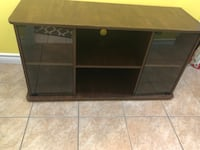 TV stand/ Entertainment system stand Toronto, M9W 7J4