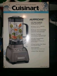 black and gray Hamilton Beach coffeemaker box Mississauga, L5M