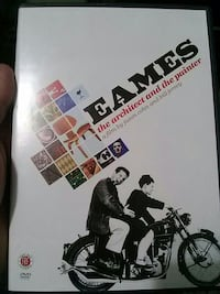 EAMES The Architect and the Painter DVD. New York, 10001