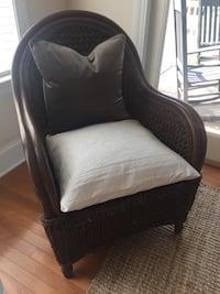 Woven Rattan Chair Charleston, 29414