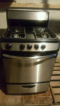side. 24..GE..stove....stainlesd...use..great..con Bronx, 10459