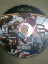 Ultimate Alliance Xbox game Anderson, 46011