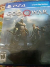Sony PS4 God of War case Huntington Beach, 92646