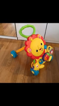 Fisher-Price Musical Lion Walker Stockholm, 162 55