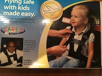 Cares Child Harness for travel Toronto, M9B 4M9