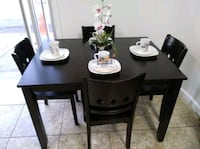 Brand New 5 Piece Wood Dining Set  Silver Spring, 20910