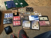 silver and brass coin collection Great Falls, 59404