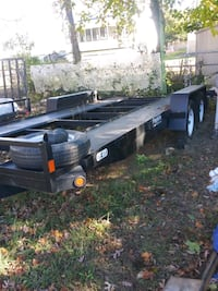 Franklin trailer 2010 in very good condition use only a couple time