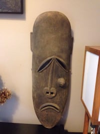 West African religious protection mask Mississauga, L5J 1V6