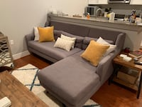 West Elm Couch Alexandria, 22314