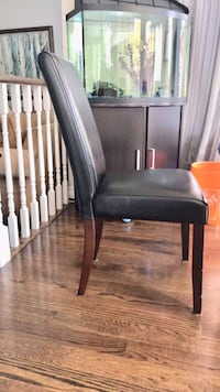6 Solid Wood Parsons Chairs Ajax, L1S 6Y8