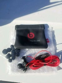 Monster beats by dre earbuds new  San Jose