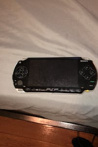 PSP with power cord