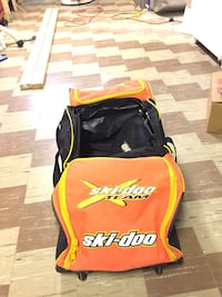 Skidoo travel and helmet bag. Kitchener