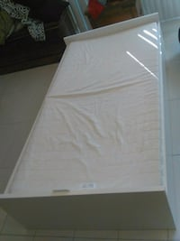 Twin Size bed and mattress with drawers OBO