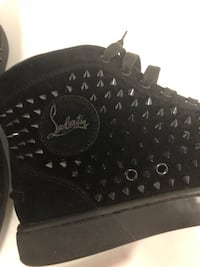 Black Christian louboutins size 42(US 9) Capitol Heights, 20743
