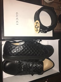 Gucci shoes & belt  Gatineau, J8V 0K9