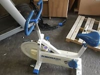 Ergonomic Monark Exercise Bike Richmond
