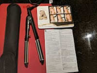 Rowenta professional hair straightener/ curling iron all in one Calgary, T2E 0B4