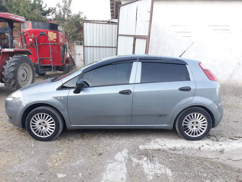 2007 Fiat Grande Punto 1.3 MULTIJET 75 HP ACTIVE DAB ABS AC 5K ce7a3a03-660c-465f-aa41-0fd282aaaa0a