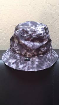 Used gray and white tie-dye Nike bucket hat for sale in Daly City ... 7028c6e4fd7