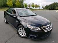 2012 Ford Taurus Sterling