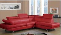 Red sectional Miami Gardens, 33054