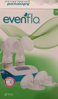 Even Flo breast pump
