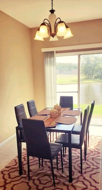 Dining table with 6 chairs Jacksonville, 32218
